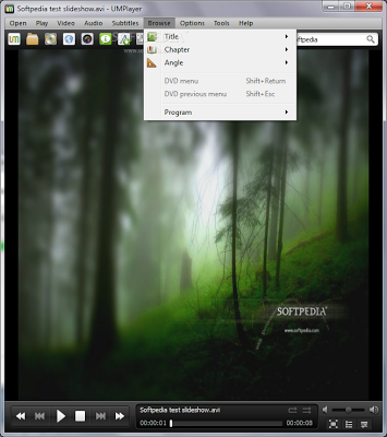 Free Windows Multimedia Player | UMPlayer