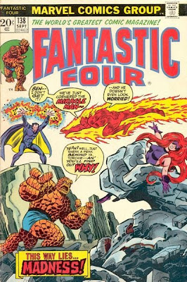 Fantastic Four #138, Miracle Man