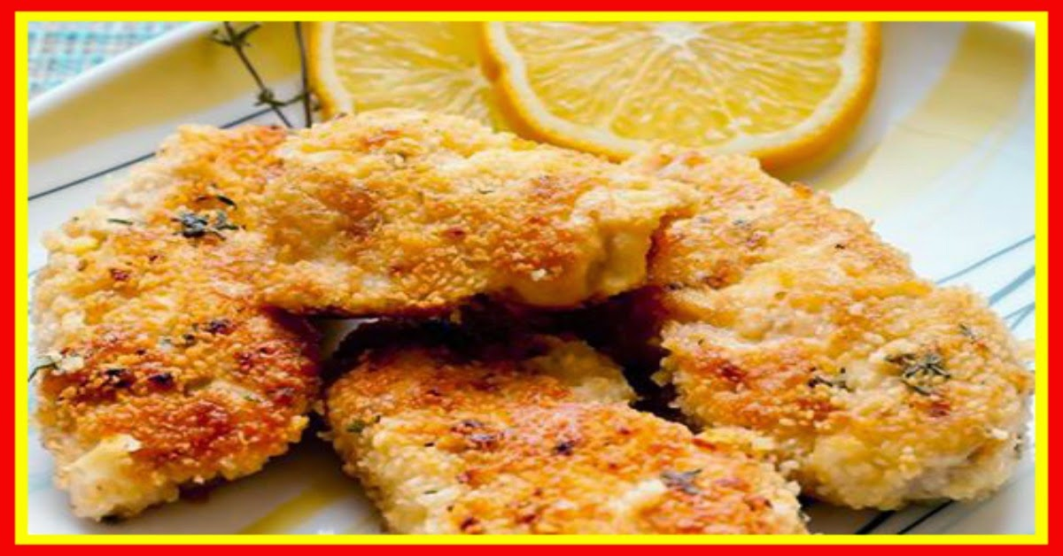 weight watchers best recipes | Parmesan Chicken Cutlets (4 Points+ ...