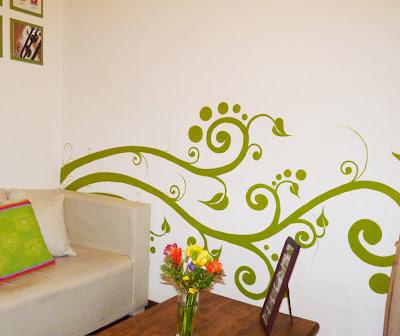 Las chancletas del chanchito a pintar paredes - Pintar paredes con humedad ...