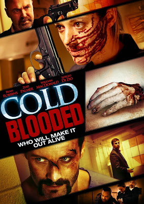 Poster Of Hollywood Film Cold Blooded (2012) In 300MB Compressed Size PC Movie Free Download At worldfree4u.com