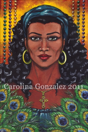 Marie Laveau – The Florida Bookshelf