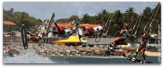 MARILOU LAVALLÉE Professional Kitesurfer