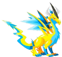 Elemental Colection: Electric Dragon