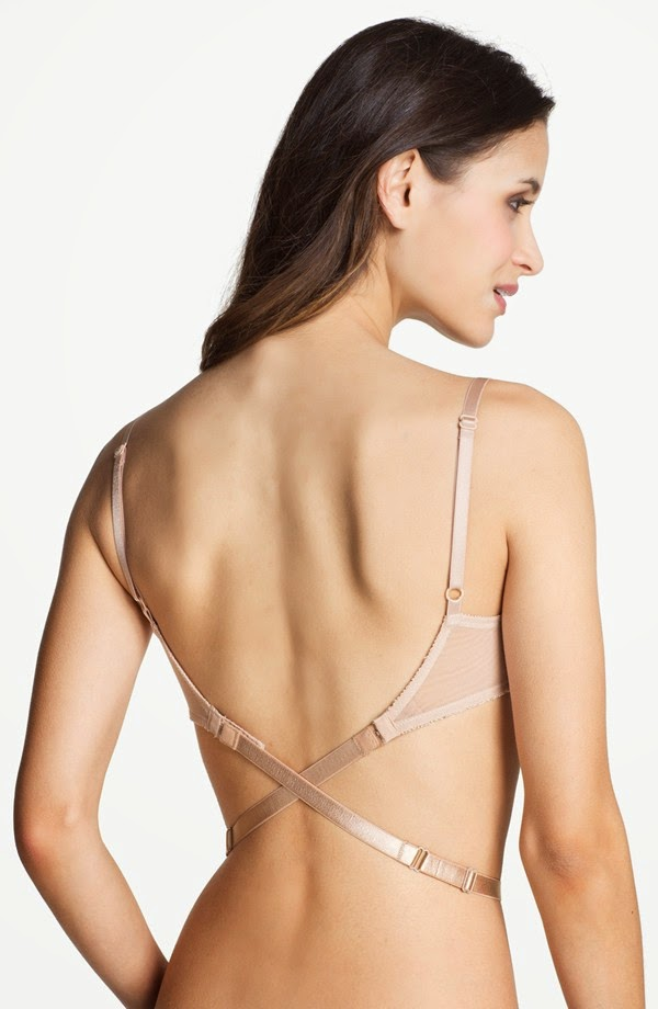 Low Back Strap 1-Hook Bra Attachment