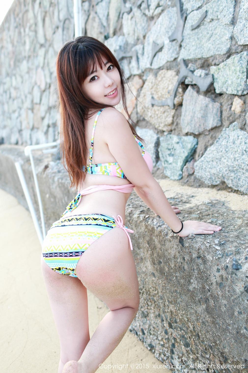 006 - XiuRen No.338 Faye