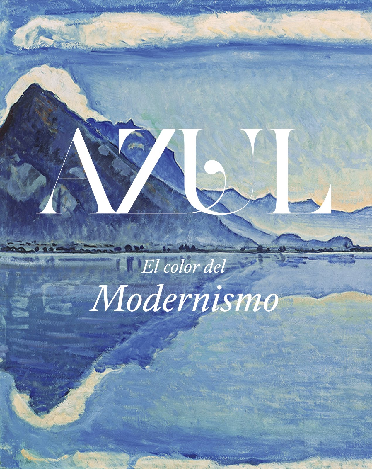 AZUL. EL COLOR DEL MODERNISMO.