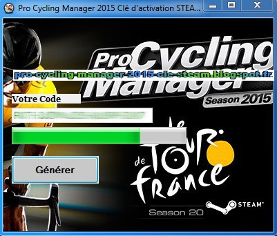 Pro cycling manager 2015 cl d 39 activation steam - Cle activation office pro 2010 ...