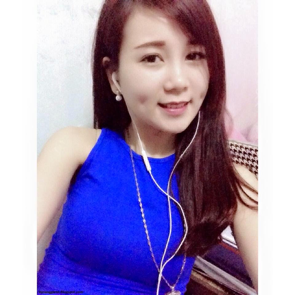 Thí sinh dự thi Nữ Hoàng Cổ Động Trần Thị Phương Ly 3