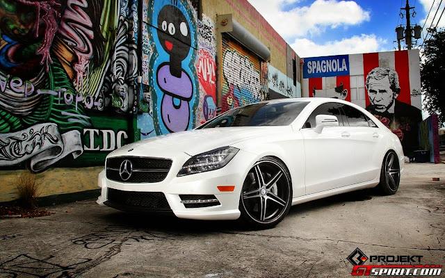 cls 550 wheels