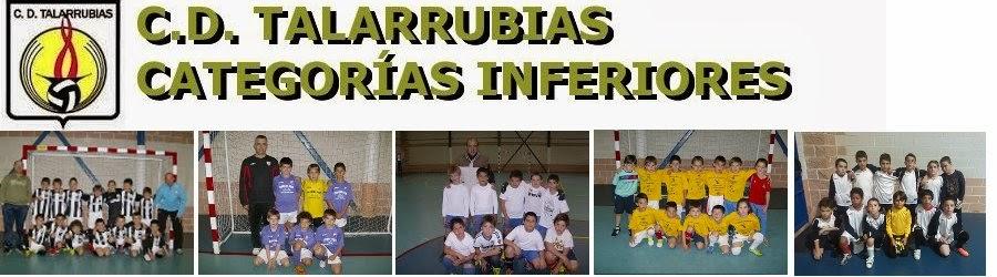 C.D. Talarrubias Categorías Inferiores