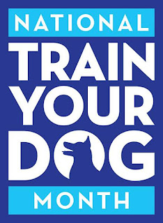 January is National Train Your Dog Month - Lapdog Creations