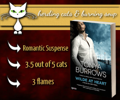 romantic suspense, tonya burrows, review, romance, book