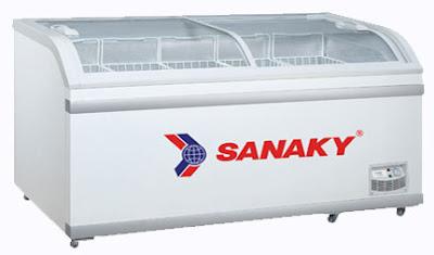 Tủ đông Sanaky - cách sử dụng tủ đông tiết kiệm điện