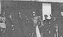 1940 - INAUGURAZIONE CASA DEL FASCIO DI PONTE SAN PIETRO