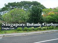 Be Ready to Enjoy the Beauty of Singapore Botanic Garden