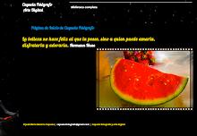 Página de Inicio de Cayuela Fotógrafo Arte Digital