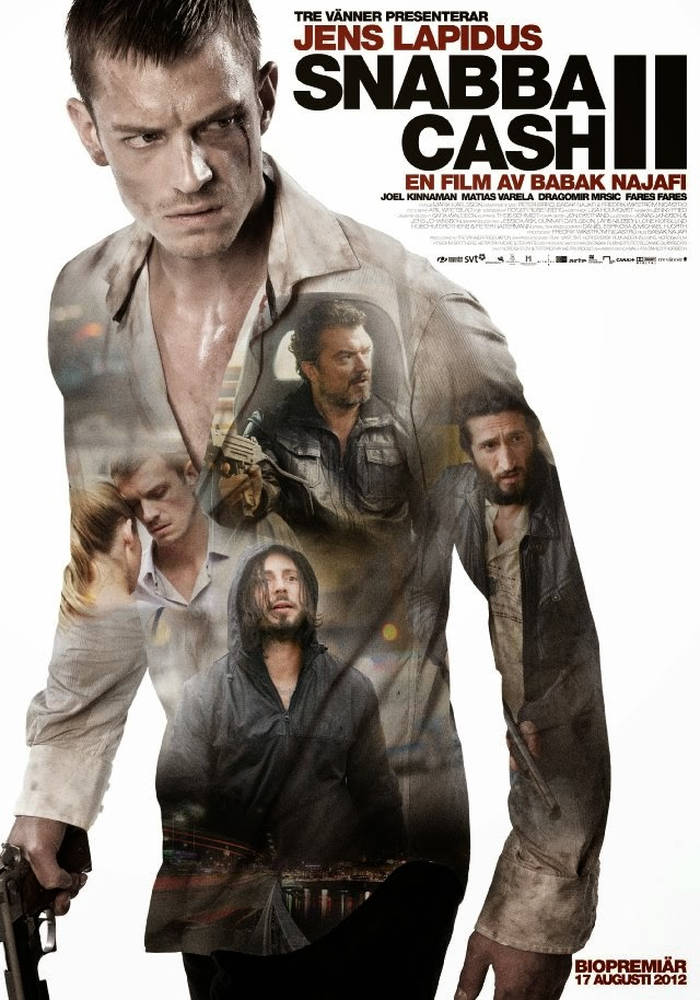 Baixar Filme   Snabba Cash II   BDRip AVI + RMVB Legendado (2013)