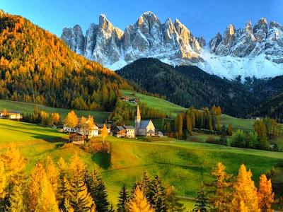 Чем резиденс в Италии отличается от квартиры, виллы или