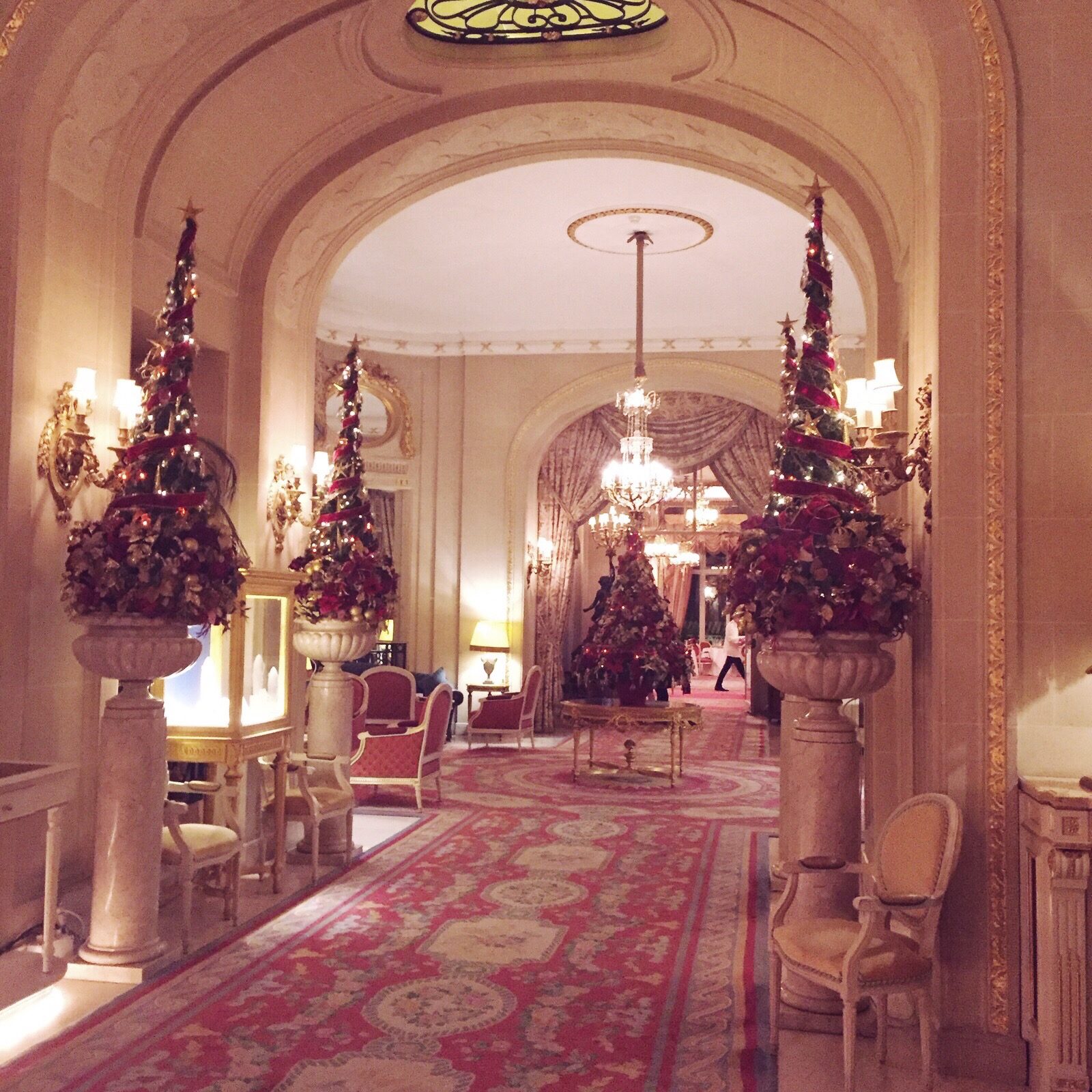 the ritz afternoon tea review christmas