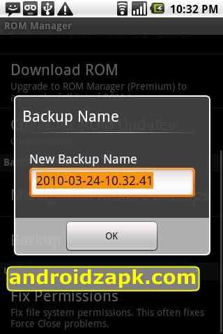 ROM Manager Premium v5.0.0.9 apk