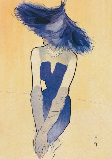 Fashion Illustrator Rene Gruau