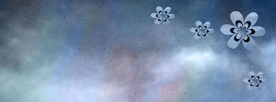 Sky Flowers Facebook Timeline Cover