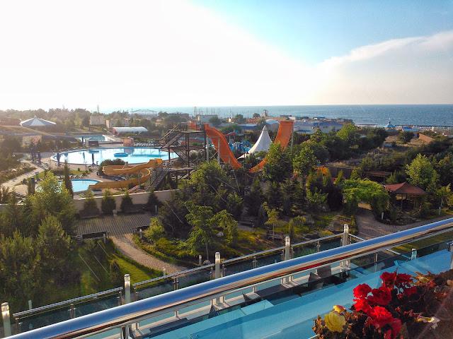 Sevastopol summer Zurbagan water park
