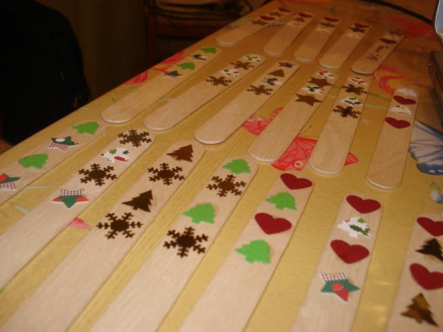 Il mio nido un p di decorazioni natalizie e non solo for Lavoretti con abbassalingua