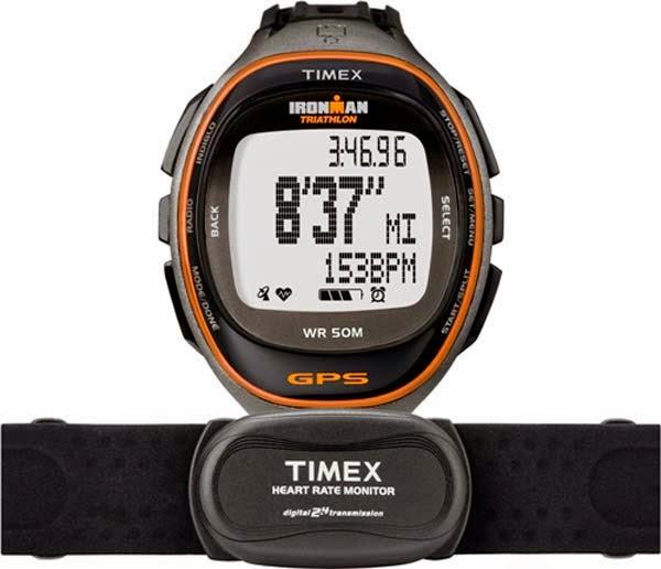 Run Trainer Timex- Monitor de ritmo cardíaco con GPS
