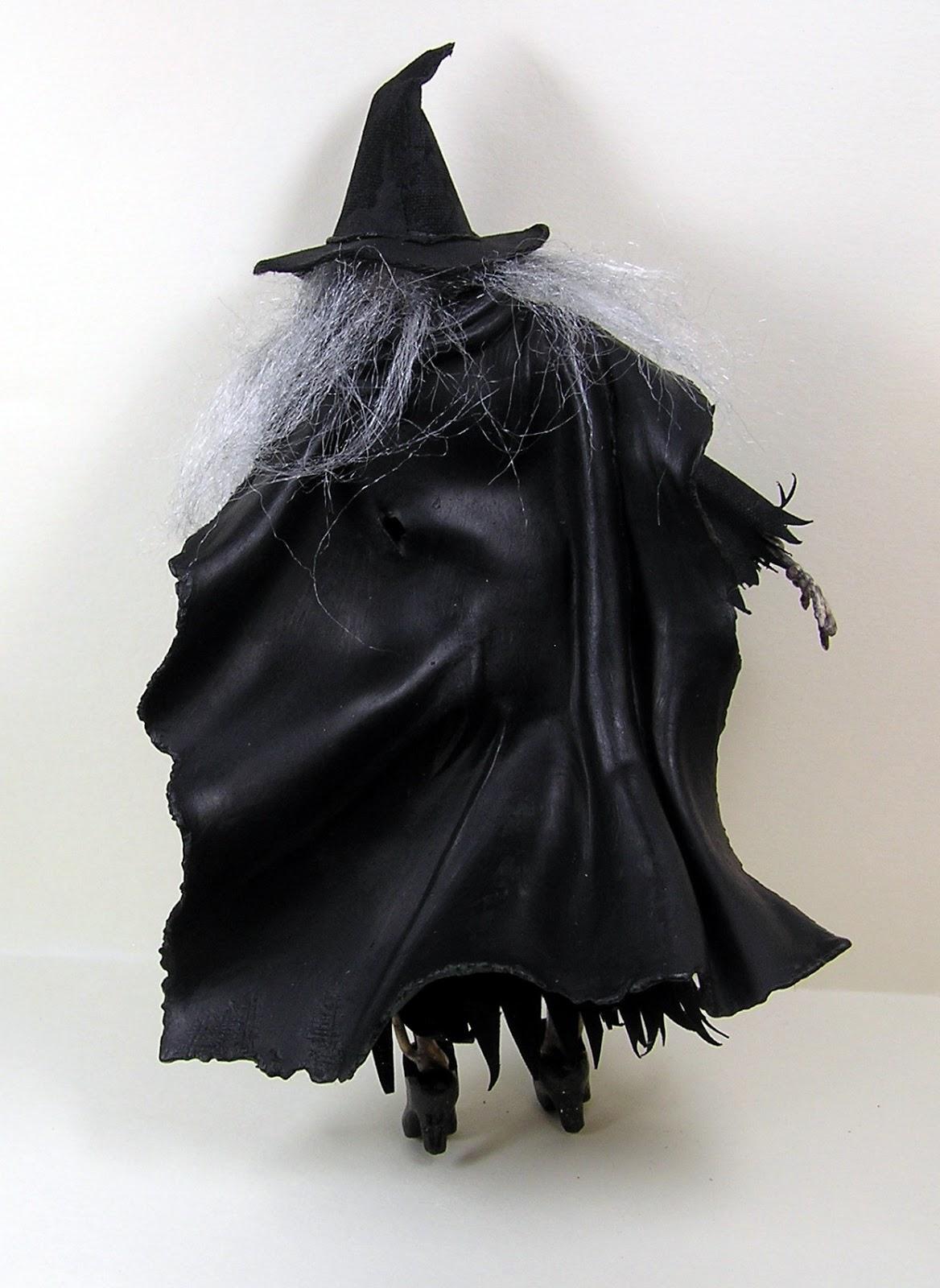 Witch DYI DOLLHOUSE MINIATUR...
