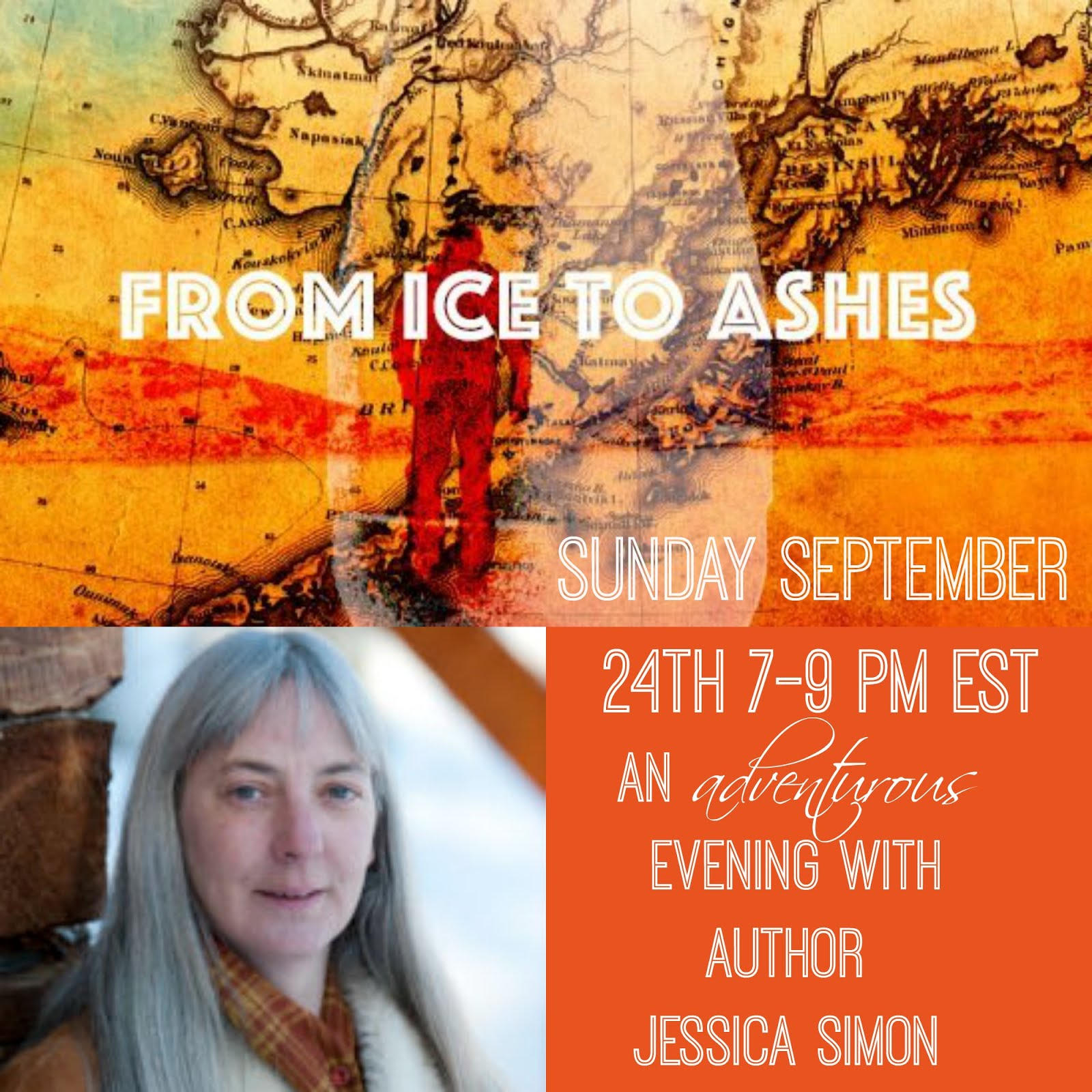 Join us! For A Facebook Party Celebrating the Book from Ice To Ashes