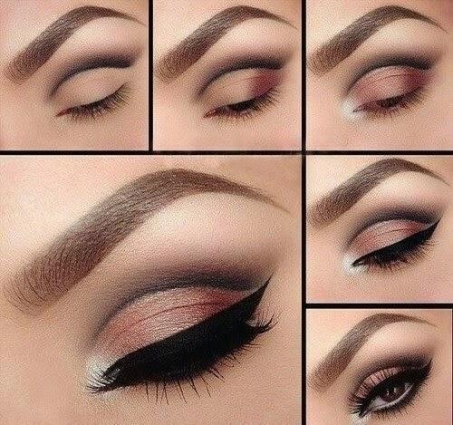Eye Make Up Tutorial #4