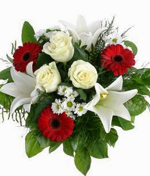 Ardent Love Top Flowers in Russian