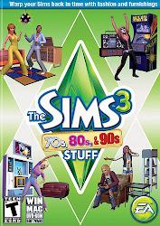 Los Sims 3 Generaciones 70 80 90 Accesorios