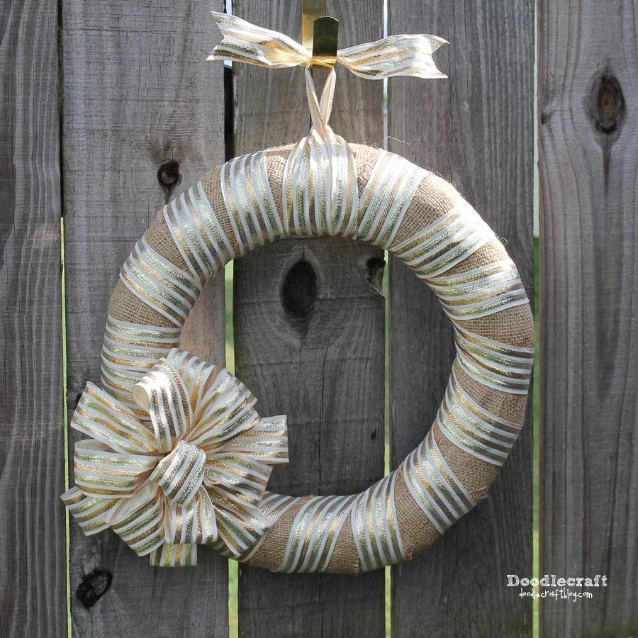 http://www.doodlecraftblog.com/2014/10/ribbon-and-burlap-wreath.html