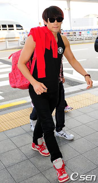 Rain bi MCM backpack