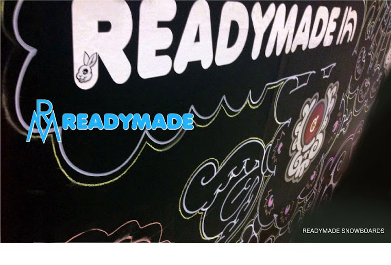 READYMADE STAFF BLOG