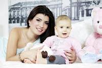 sofia casa segredos com a filha