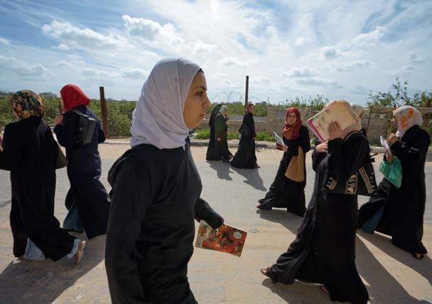 Como Vivem os Cristãos sob o Regime Islâmico