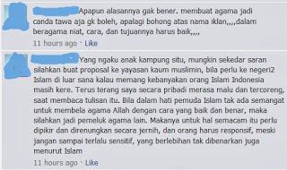 Keberatan masjid dijual