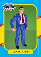 Super Powers Collection Clark Kent Action Figure by Kenner Superman Super Powers Collection Figure Clark Kent Kenner Mattycollector DC Universe Classics Unlimited Man of Steel Toys Movie Masters polymerphelia GeekSummit