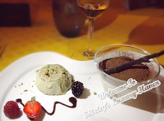 ristorante da valentino desserts