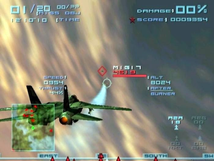 Top Gun Combat Zones Full Version PC