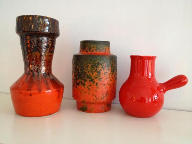 cerâmica, vintage, a Porta Verde