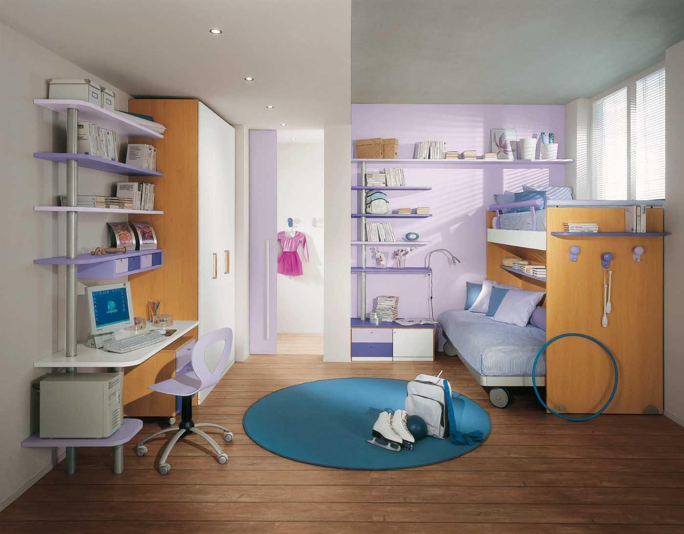 Bonetti camerette bonetti bedrooms cameretta salvaspazio - Camerette salva spazio ...