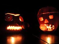 Calabazas de Samain, Halloween, enredandonogaraxe