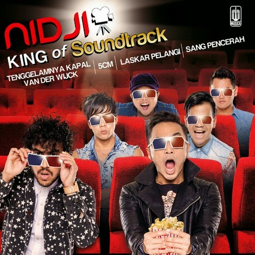 Nidji - King of Soundtrack (Album 2014)