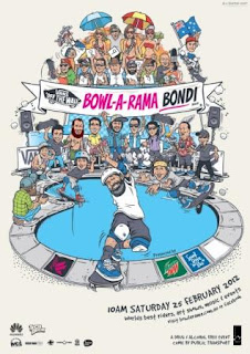 Poster for Bowl-A-Rama 2012