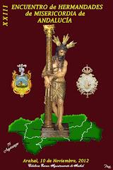 Cartel XXIII Encuentro de Hermandades de Misericordia de Andalucía